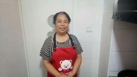 大妈教你南瓜饼的家常做法,香甜软糯不油腻,做法简单又好学