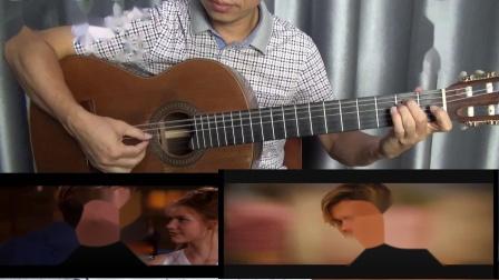 GuitarManH-------《罗密欧与朱丽叶》吉他独奏
