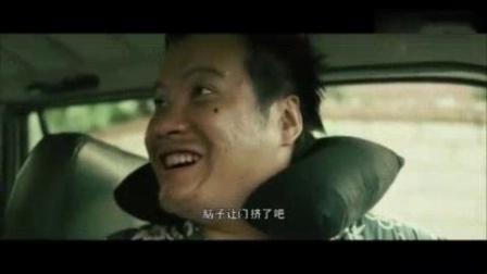 我在宁浩客串疯狂的赛车, 短短几句台词, 却制造了全片最大的笑点截取了一段小视频
