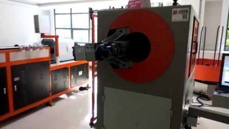 电脑数控弯线机品牌厂家为客户生产汽车座椅骨架助力汽车零部件商