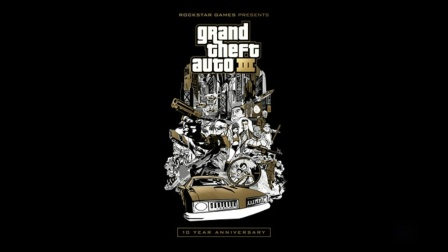 GTA3十周年纪念版音乐Funky Bjs - Rubber Tip