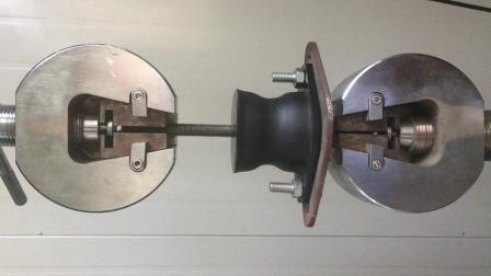 南京科星减震器:GCGD-300 拉伸撕裂 2182KG 108MM 20180816-1