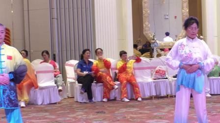 2018年黑龙江省健身气功站点联赛个人项目牡丹江市黄涛及其他市张凤琴、初贵生、许伟《六字诀》