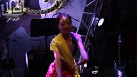 大连第二届印度舞文化节舞蹈  舞蹈:挣脱枷锁    表演者:任芷沂 主办方:大连依魅国际舞蹈培训机构