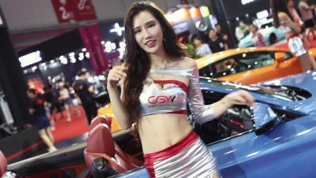 2018上海cas改装车展