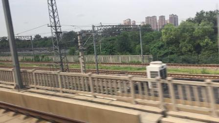 京沪高铁G31次(北京南-廊坊)区间