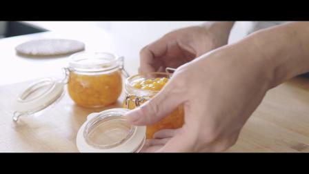 黄桃果酱 1