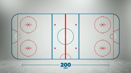 【粤语版】冰球/冰上曲棍球101(Hockey 101)NHL国家冰球联盟冰球场地视频 加拿大OMNI多元文化电视台
