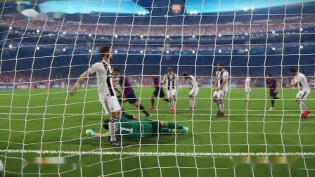 欧冠决赛 尤文图斯vs巴塞罗那