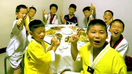 英雄少林会—阳谷县体育局跆拳道培训中心2018夏令营活动掠影
