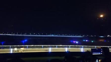 咸阳市奥体双照湖水上音乐喷泉