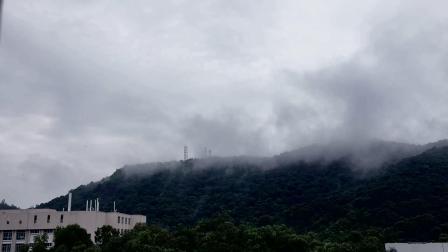 惠州高榜山延时摄影