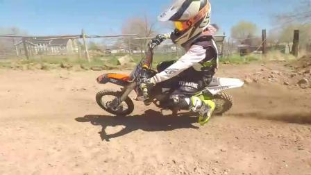 Backyard Endurocross Pro Super Enduro