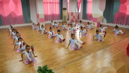 [希娅舞蹈2018考级]二级《大脚丫小脚丫》小林校区