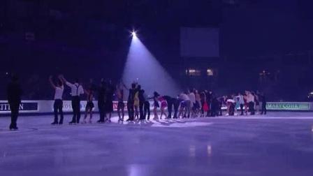 我在2016-2017赛季花样滑冰大奖赛总决赛答谢表演滑GALA(无解说版)截了一段小视频