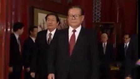 我在国庆50周年焰火晚会 上截了一段小视频