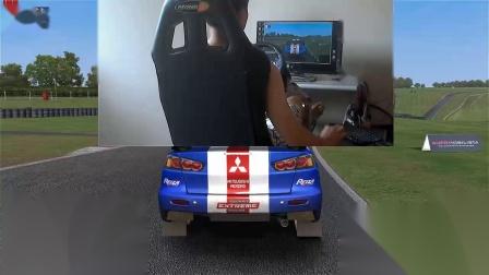 FVRsim DIY运动模拟器3DOF 噪音测试
