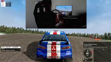 FVRsim DIY运动模拟器3DOF AMS