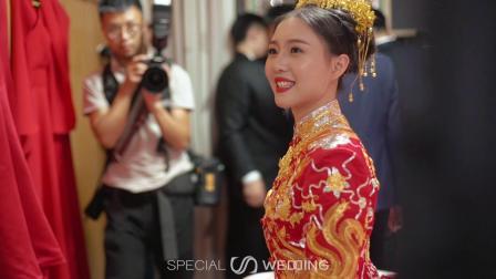 Special Wedding快剪-陈&李 凯宾斯基酒店婚礼