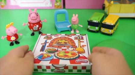 橡皮泥做披萨的玩具故事 263_高清