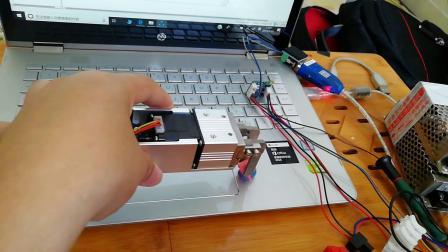 夹爪步进电机无传感器力矩控制TRINAMIC专利技术Stallguard
