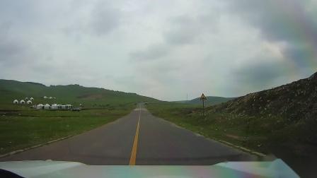 内蒙锡林郭勒盟克什克腾旗 热阿公路风景2