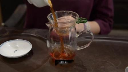 陈皮普洱月饼茶冲泡教程