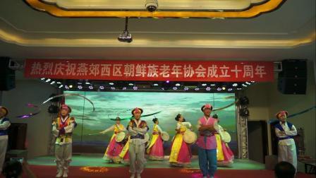 京东燕郊中老年协会舞蹈《美丽的江山》