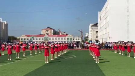 前锋第二届广场舞大赛创业队