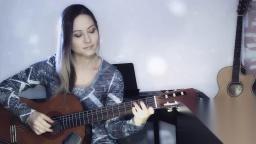 动听的吉他独奏曲第1卷-雪花之歌