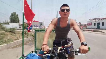 [老狼户外]历经54天从邯郸过河南湖北抵达重庆