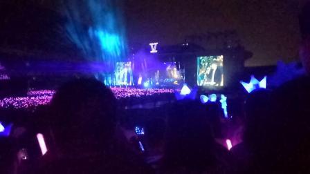 张杰20180728《未LIVE》巡回演唱会郑州站-《三生三世》