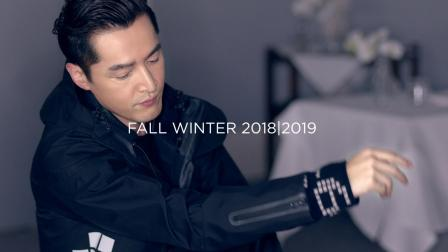 胡歌自由演绎Emporio Armani全新Digital胶囊系列