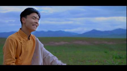 藏歌  青年歌手岗公加 《牛奶祭谣》