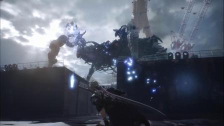 【VGtime】《鬼泣5》科隆游戏展宣传片