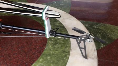 DTS600 遥控3D直升机