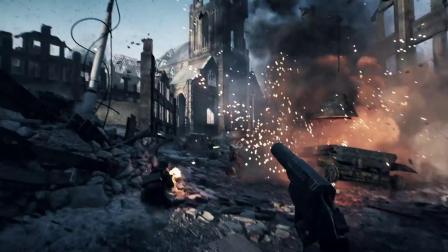 《战地5》官方科隆游戏展宣传影像