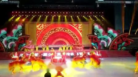 河北省第十届少数民族传统体育运动会开幕式