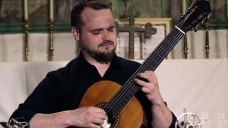 Matt Palmer plays Mallorca Op. 202 by Isaac Albéniz (arr. Palmer) [720p]