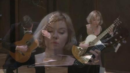 Russian Guitar Quartet - Alexander Borodin - _Polovtsian Dances_ [720p]