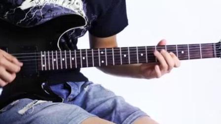 我在一鸣吉他教学 - 追光者【间奏】截取了一段小视频