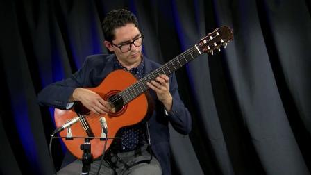 Rumores de la Caleta by Isaac Albeniz,played by Tavi Jinariu classical guitarist
