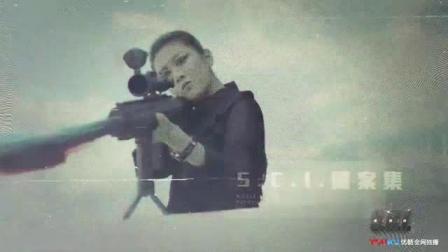 我在《S.C.I.谜案集》羽瞳示范花式拔枪截了一段小视频