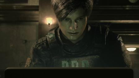 【TGBUS】《生化危机2》NVIDIA独家PC演示