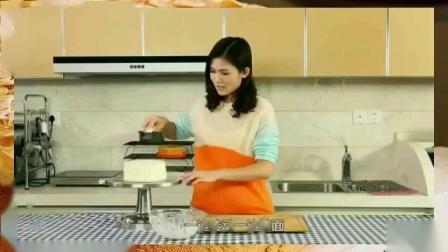 44[烘焙速成视频教程]蛋糕教程蛋糕配方烘焙教程烘焙制作蛋糕制作戚风蛋糕制作方法