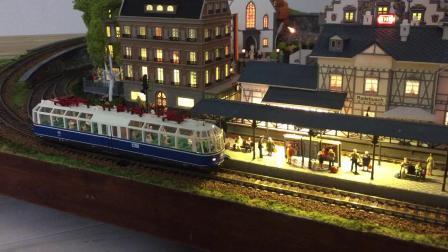 trix fleischmann roco 火车模型 沙盘
