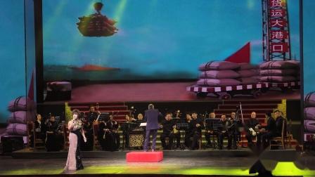 第六届中华优秀戏曲文化艺术节 名家名段 22王 荔_革命现代汉剧《海  港》方海珍选段《忠于人民忠于党》