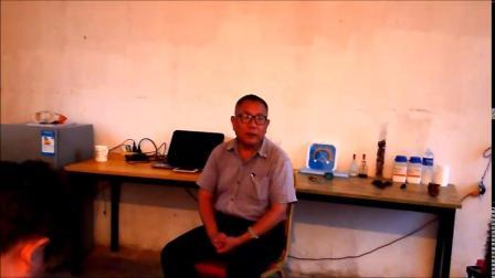 贾乾义培训羊肚菌栽培技术现场