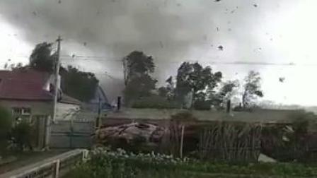 龙卷风    不知道吉林省哪个地方的