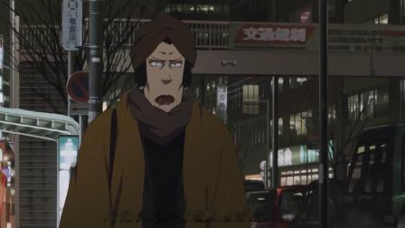 比宫崎骏还要厉害的导演?2分钟看完神作《东京教父》